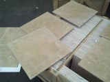 457x457x12 mm Filled&Polished Travertine