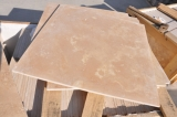 61x61x1.2 cm Filled-Honed Travertine Rustic