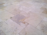 Antico Travertine 3 cm set, Moduler Set